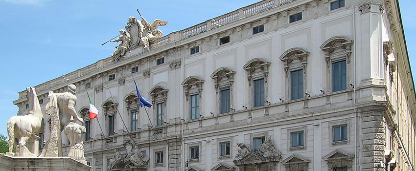 Blocco Stipendiale Corte Costituzionale