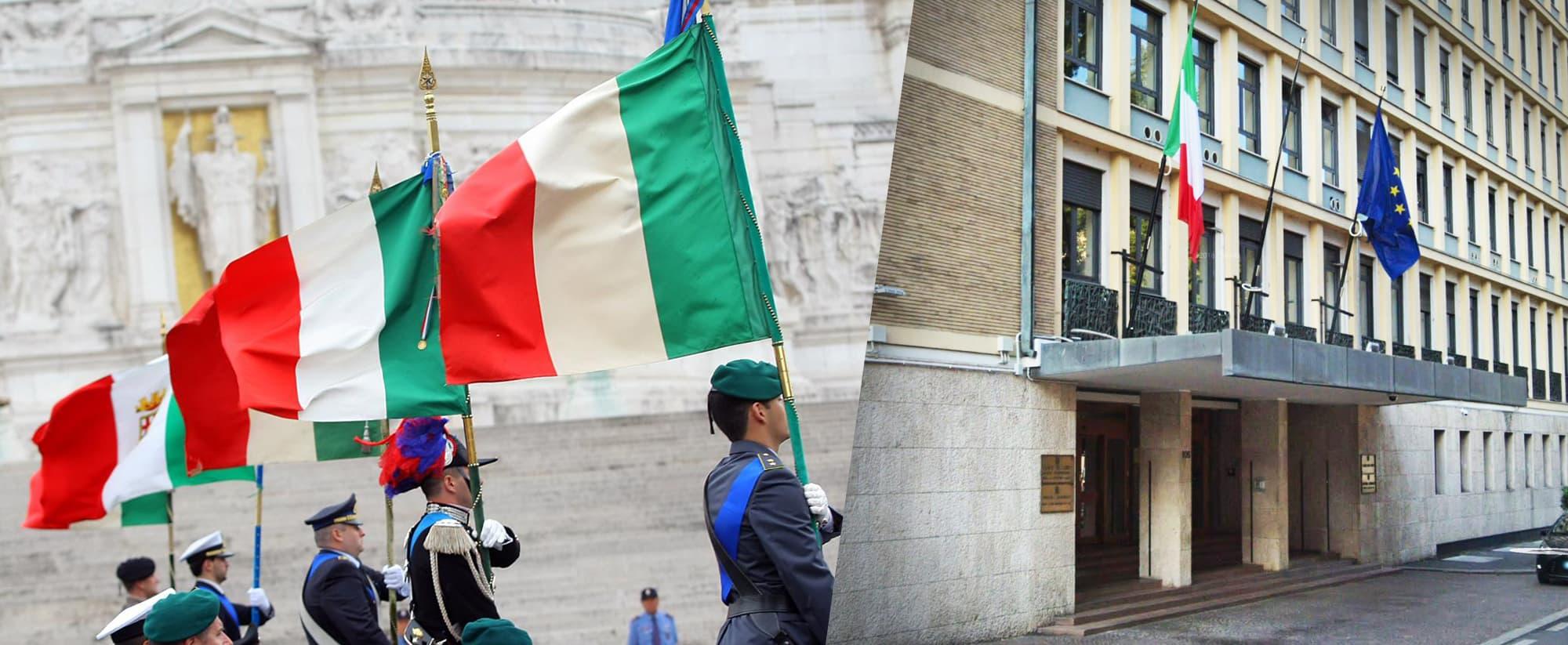 Militari rRiformati moltiplicatore udienza 10 aprile 2019 lo studio Chessa interviene davanti alle sezioni riunite centrali presso la Corte dei Conti Roma