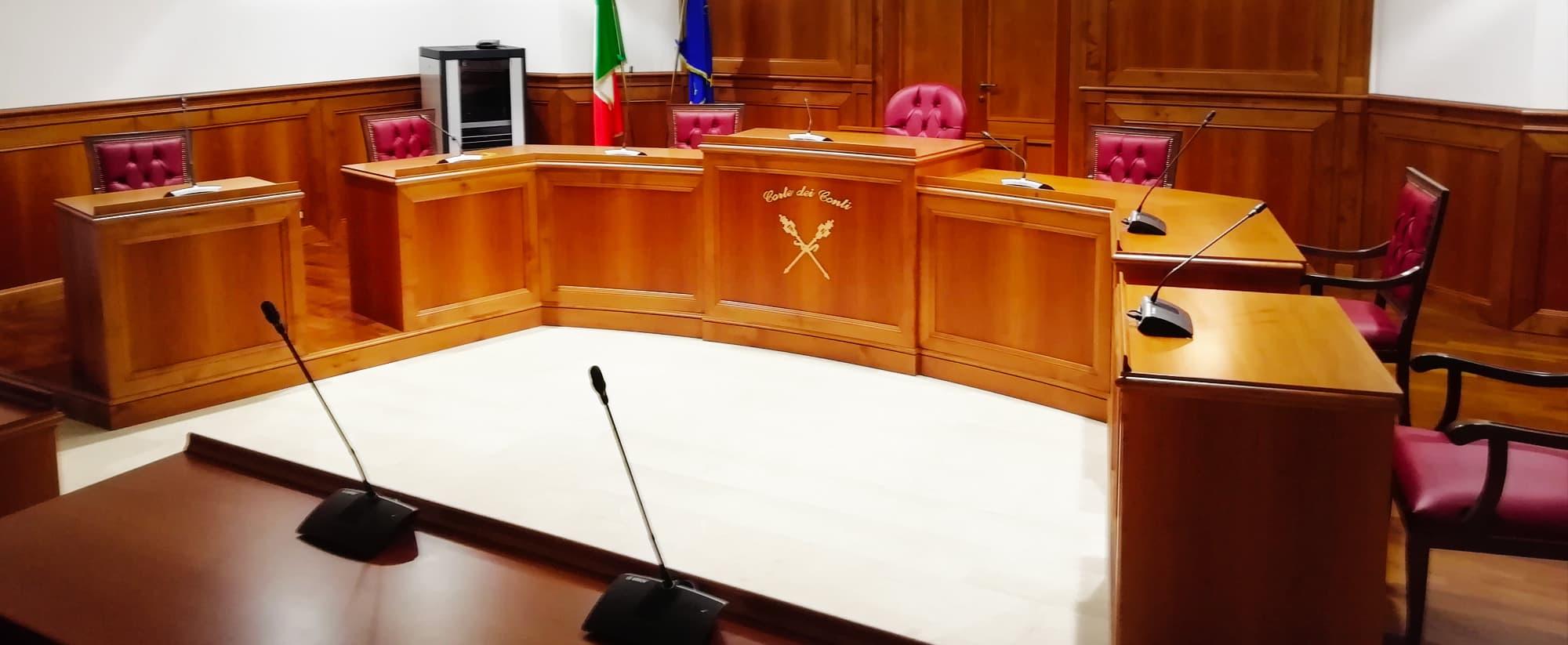 prima sezione corte dei conti centrale in appello articolo 54 respinta la richiesta di sospensiva da parte di inps