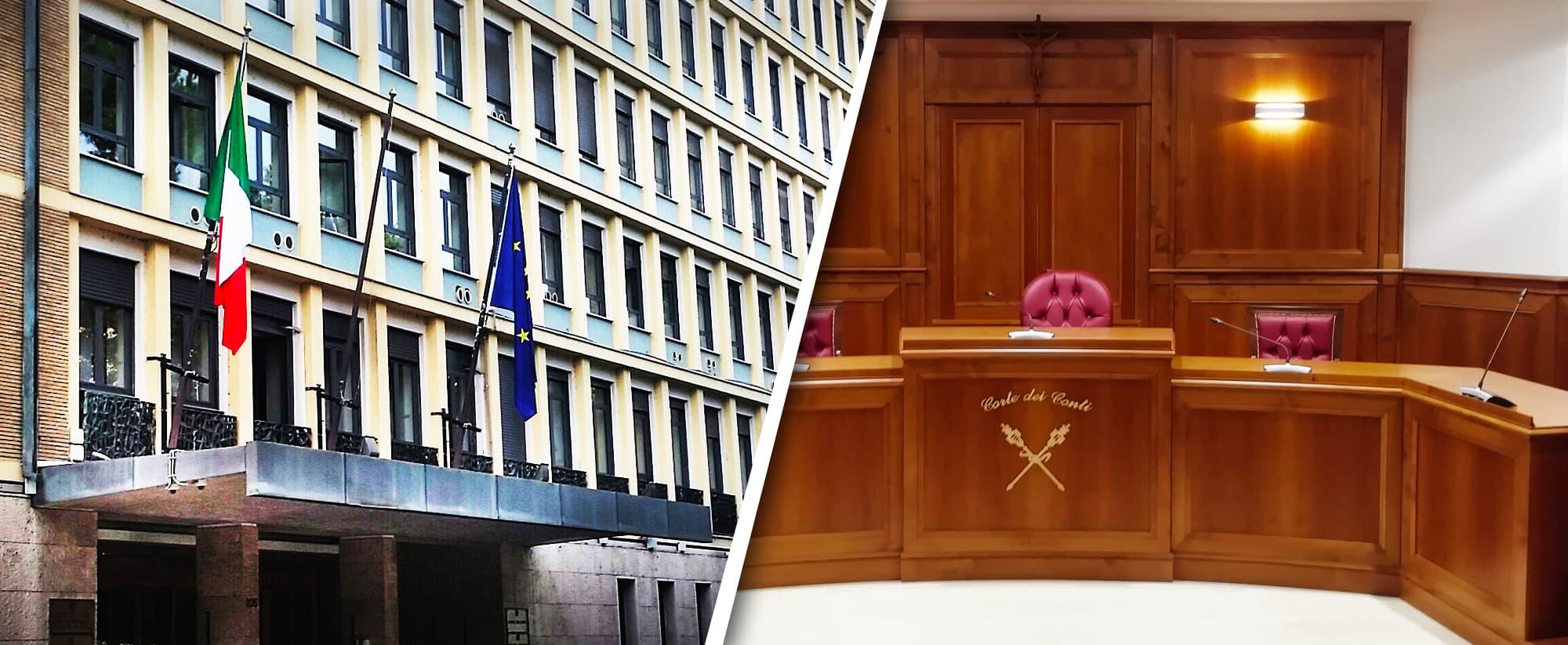 articolo 3 anche la terza sezione corte dei conti centrale dice No