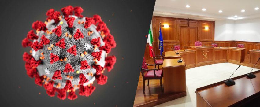 """Effetti del Decreto Legge """"Cura Italia"""" sui giudizi pensionistici<br/>in corso davanti alla Corte dei Conti"""
