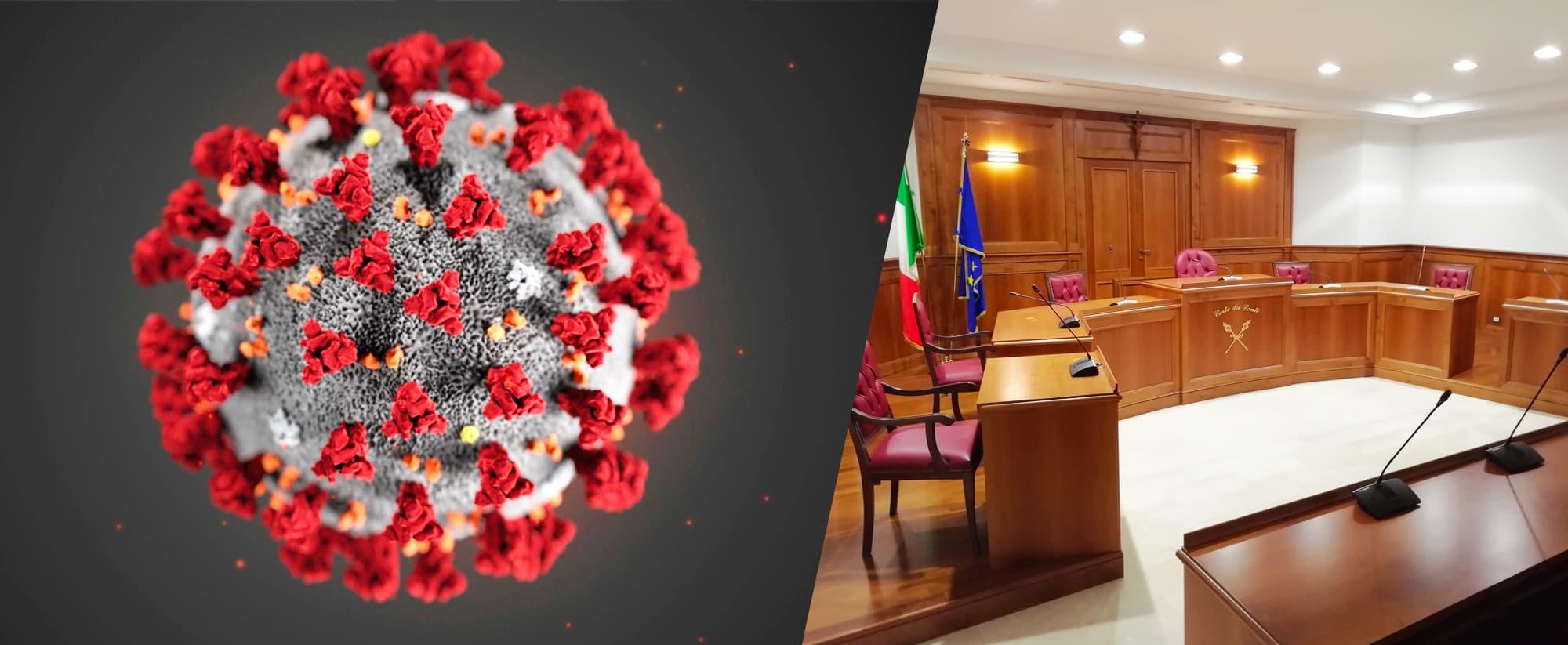 """Effetti del Decreto Legge """"Cura Italia"""" sui giudizi pensionistici in corso davanti alla Corte dei Conti"""