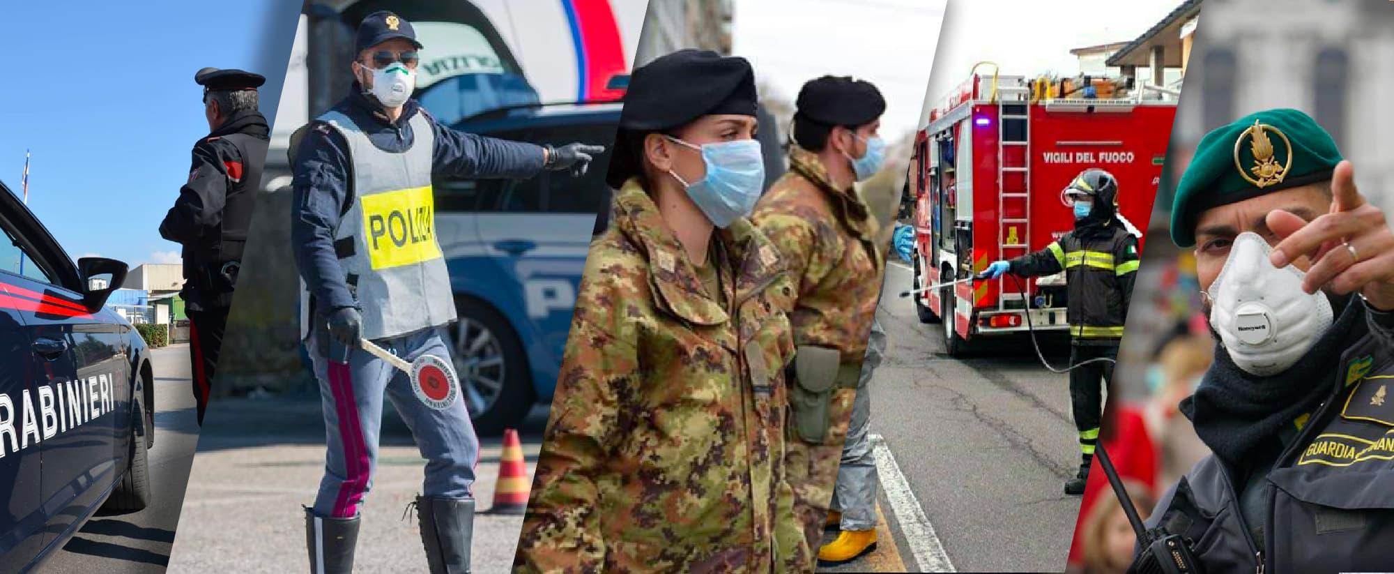 Covid-19 Commento alla nota de Ispettorato generale della Sanità Militare del 9/04/2020 coronavirus