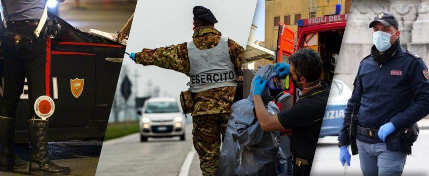 COVID-19: CAUSA DI SERVIZIO E VITTIME DEL DOVERE NELLE FORZE ARMATE E DI POLIZIA