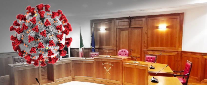 Covid-19: ulteriori effetti delle misure di contenimento del contagio<br/>sui giudizi pensionistici in corso davanti alla Corte dei Conti