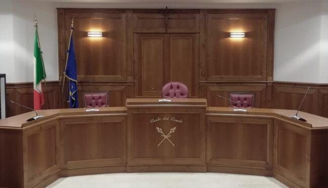 Articolo 54 – Alle Sezioni Riunite il 25 Novembre<br/>Formato un primo collegio difensivo